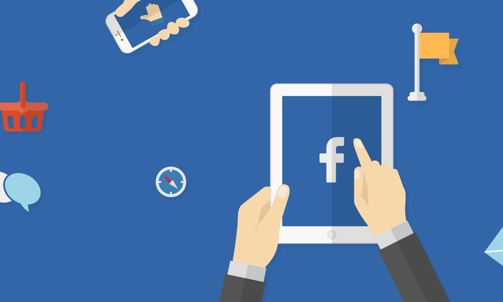 Facebook 营销系统